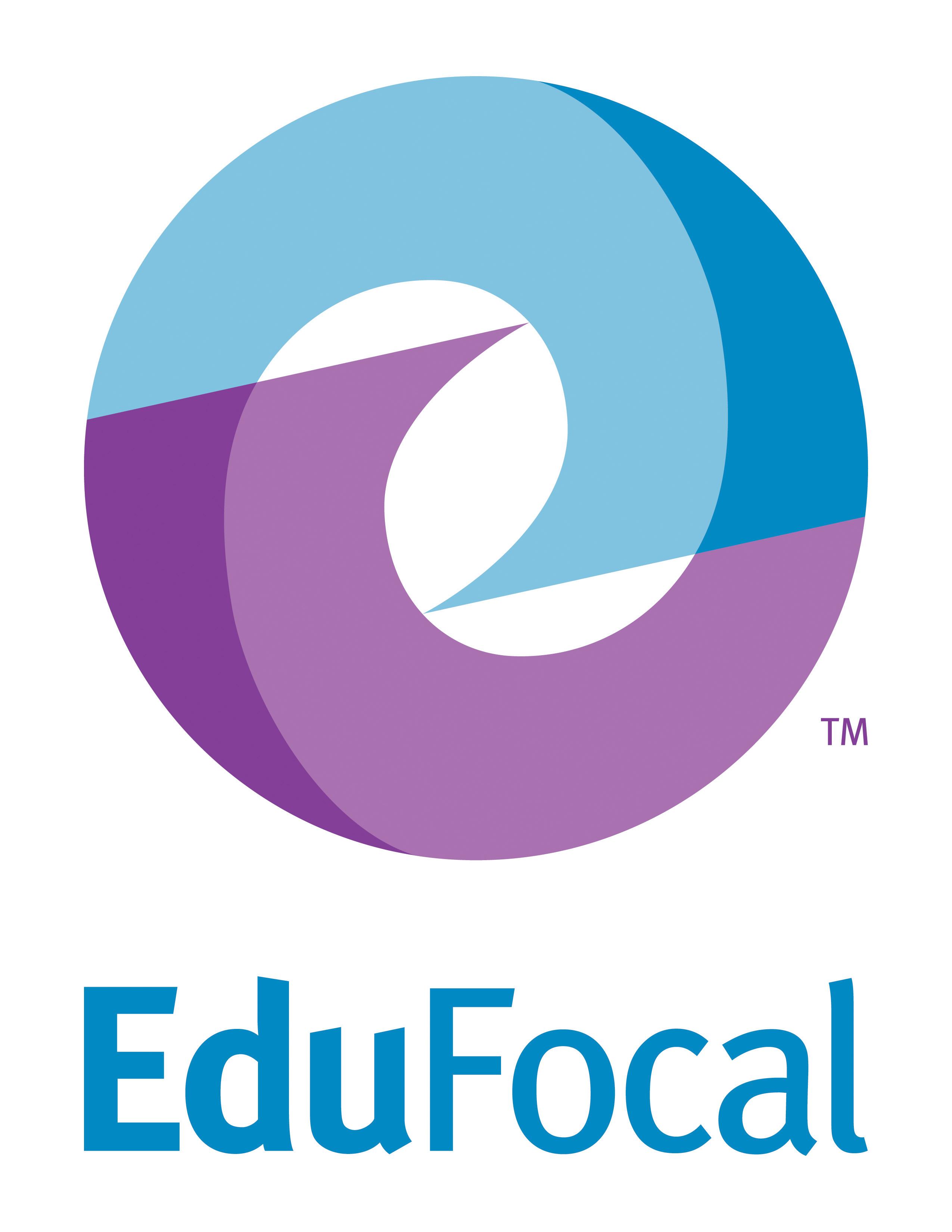 EduFocal Vertical Logo